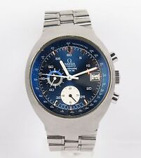 Men's Vintage Omega Speedmaster Mark III Cal. 1040 Automatic HUGE Watch - Cool!