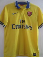 Arsenal 2013-2014 Away Football Shirt Size Medium Adult Gunners /40724