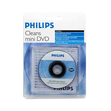 PHILIPS Cleans Mini DVD SVC2580/97, Mini DVD lens Cleaner, DVD Camcorder