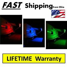 RV / Motor Home - - - Color changing / fading Awning Porch Light --- camping LED