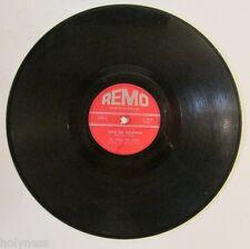EL TRIO DE ORO / VIDA EN BALANCE / ES MUY TARDE / 78 RPM RECORD