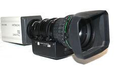 Hitachi HV-D15 Camera & Fujinon SS20x6.4BMD-DSD 1:1.4/6.4-128mm