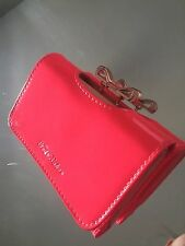 Ted Baker Purse Coral Patent Leather Purse Orange Pink