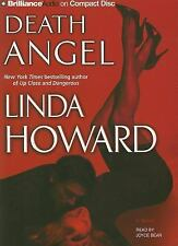 DEATH ANGEL by Linda Howard- GREAT AUDIO BOOK W/ FREE SHIPPING