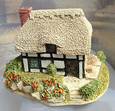 Lilliput Lane Riverview Cottage cw Original Box & Deeds - Excellent