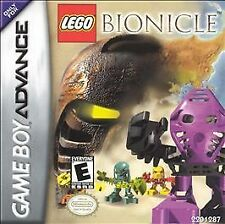 LEGO Bionicle (Nintendo Game Boy Advance, 2001) GAME ONLY WORKS WELL NES HQ