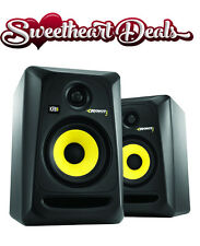 New Pair KRK Rokit 5 G3 Active Studio Monitor RP5G3 RP5 Speakers Generation 3