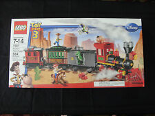Lego NEW set #7597 Toy Story Western Train Chase New and Sealed!  584 Pieces!