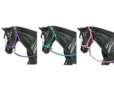 New Breyer Traditional Nylon Halters 3PK (scale 1:9)