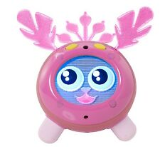 NEW! Fijit Friends Yippits Patter Dancing Fun Toy Game Pet for Girls (Pink)