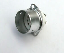B9A skirted ceramic 9 pin chassis Valve Socket for Marshall Amplifiers
