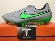 Nike Tiempo Legend V SG-PRO ~ 631614 030 ~ Regno Unito taglia 6.5 ~ EURO 40.5