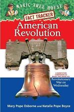 Magic Tree House Fact Tracker #11: American Revolution: A Nonfiction C-ExLibrary