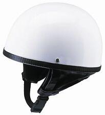 Helm  Redbike RB-500 Halbschalenhelm weiß Gr. M