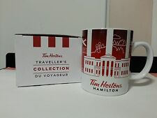 TIM HORTONS 'HAMILTON' Traveller's Collection Mug NIB