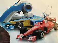 PROTOCOL TWIN RADIO CONTROLLED FORMULA ONE RACERS NIB
