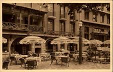 Brive-la-Gaillarde CPA ~ 1920/30 Lot le Hôtel de la truffe noire terrasse
