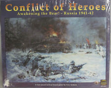 Conflict of Heros - Awakening the bear! - Russia 1941 - 42 - Academy Game NEW!