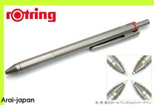 NEW Rotring writing implements complex multi pen Four-in-One 502 Japan Best