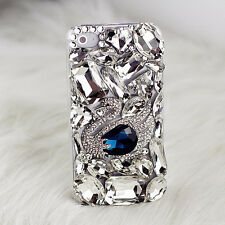Bling Swan Rhinestone Crystal Case cover for Apple iphone7 4.7' S1198