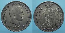 NAPOLEONE RE D'ITALIA 5 LIRE 1813 MILANO qSPL