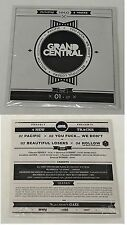 GRAND CENTRAL ~ 01 EP CD ~ Pacific, Beautiful Losers, Hollow... ~ SEALED