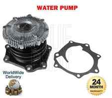 FOR NISSAN D21 PICKUP 2.5 TD25 2.7 TD27 4x4 1987-1998 NEW WATER PUMP 21010-43G