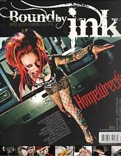 BOUND BY INK MAGAZINE ISSUE 5  HOMEWRECKER JUNE 2011