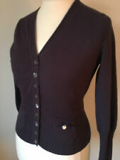 Karen Millen Very Pretty Purple Cardigan KM 2  UK 10