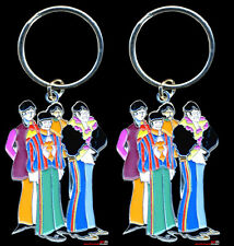 BEATLES YELLOW SUBMARINE KEY RING BUY 2 & GET 50% OFF THE 2ND ONE! FREE P+H!
