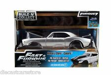 JADA 1/24 BUILD N' COLLECT  FAST & FURIOUS FURIOUS 7 ROMAN'S CHEVROLET CAMAR0
