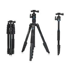 Benro IT15 Portable Aluminum Alloy Travel Tripod Kit+ Ball Head Monopod for DSLR