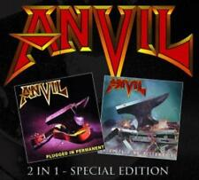 ANVIL - Plugged In Permanent/Absolutely No Alternative  (2012)  2CD