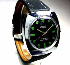 VINTAGE ORIS 17 JEWELS  SWISS WRIST WATCH