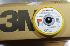 "3M Low Profile Hookit Finishing Sander Disc Pad Holder 16459 5"" Soft Density"