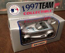 MATCHBOX PLYMOUTH PROWLER 1997 MARLINS TEAM EDITION 1:64 METAL DIECAST RARE