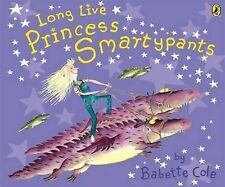 Long Live Princess Smartypants (Picture Puffin), Babette Cole