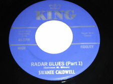 Swanee Caldwell: Radar Blues (Part 1) / Six Days On The Road 45