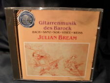 Julian Bream - Gitarrenmusik Des Barock