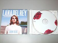 Lana Del Rey - Born to Die (CD) 12 Tracks - Fast Postage