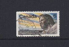 Canada 1970 Henry Kelsey Explorer commem used SG 654 cds Deloraine Manitoba