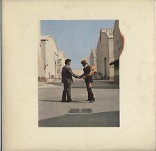 Pink Floyd - Wish You Were Here SOPO-100 (1st Issue) JAPAN LP with INSERTS #1