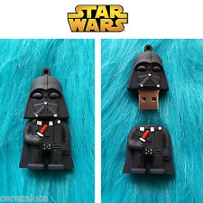 Memoria USB PENDRIVE 8GB Darth Vader Star Wars