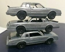 Greenlight 1984 CHEVY MONTE CARLO SS HOBBY EXCLUSIVE (3) RAW Great 4 Customs CCR