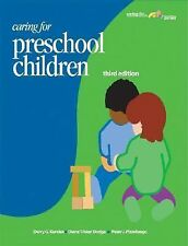 Caring For Preschool Children, Pizzolongo, Peter J, Trister Dodge, Diane, Korale
