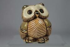 De Rosa Rinconada NEW Mini Collection 'Mini Owl II' Figurine #M11 New In Box