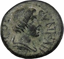 AEZANIS in PHRYGIA time of Claudius 41AD Roman Senate Artemis Greek Coin i50520