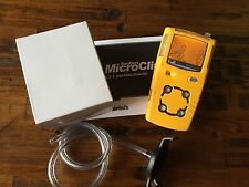 BW Technologies MicroClip XL XT Multi gas Monitor Detector Meter H2S,LEL,CO,O2