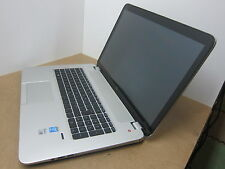 "HP ENVY 17-j173ca 17.3"" Touchsmart Laptop i7-4700MQ 2.40-3.40Ghz 4GB !"