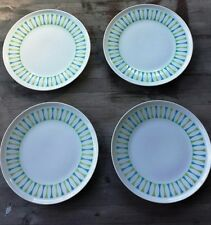 Midcentury Modern Paul McCobb Contempri Eclipse Dinner Plates - Four